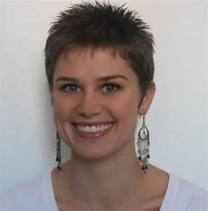 short spiky hairstyles for women over 50 short spiky