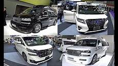 top 5 large vans 2016 2017 toyota alphard vellfire gmc