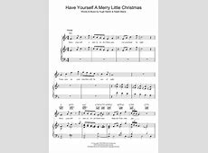 Have Yourself A Merry Little Christmas Trumpet-Have Yourself A Merry Little Christmas Movie