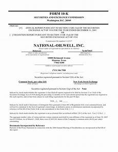 national oilwell varco 2003 form 10 k
