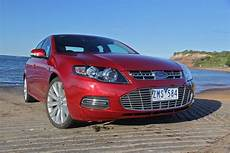 ford falcon g6e turbo review caradvice