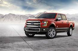 2017 Ford F 150 Pickup Gas Mileage Rises To 21 Mpg Combined