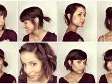 comment se coiffer avec des cheveux coupe de cheveux