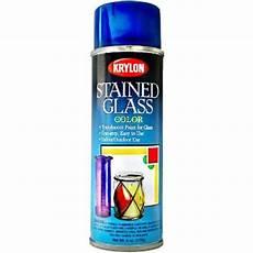buy the krylon k09021 stained glass effect paint spray blue hardware world