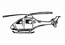 Ausmalbilder Feuerwehr Hubschrauber Helicopter Coloring Pages Coloringpages1001