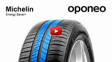 Tyre Michelin Energy Saver Summer Tyres Oponeo