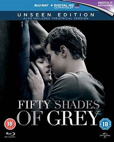 fifty shades of grey the unseen edition zavvi