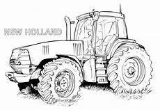 Gratis Malvorlagen Trecker Ausmalbilder Traktor New Mit Bildern
