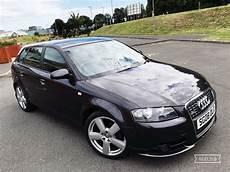 Audi A3 2008 - 2008 audi a3 s line tdi s back grey f s h s line