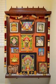 Indian Home Decor Ideas In Usa by Easy Home Made Pooja Mandap Usa With The Materials From