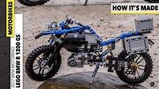 lego technic bmw r 1200 gs adventure how it s made how