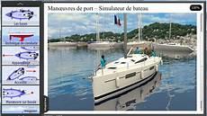 œuvres de port simulateur de bateau