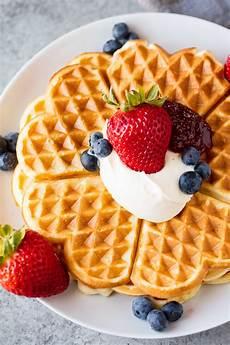 authentic waffles recipe breakfast