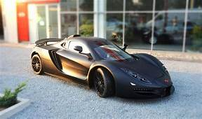 Sin R1 RS Is The Name Of A Mad Supercar Coming From