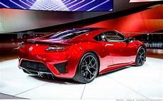 acura reveals nsx hybrid supercar jan 13 2015