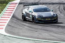 Tesla Model S P100dl Racing Series Electric Gt Hits