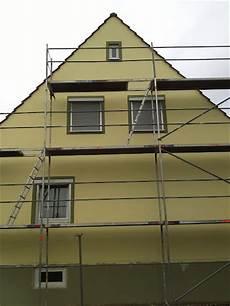 Haus Streichen Teil 1 Hausfassade Vorbereiten Algen
