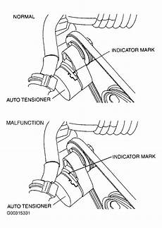 2004 mazda 6 engine diagram 2004 mazda 6 serpentine belt routing and timing belt diagrams