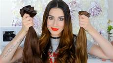 How To Style Hair Extensions