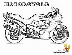 cool coloring motorcycles motorcycles free coloring