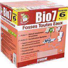 Bio 7 Fosses Toutes Eaux Ecog 232 Ne 6 Doses De Entretien
