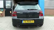 Vw Golf 4 R32 Optik Edelstahl Sportauspuff Ma 223 Geschneidert
