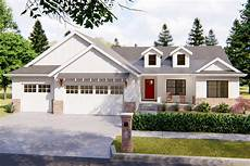 one story farmhouse house plans one story modern farmhouse plan with vaulted great room