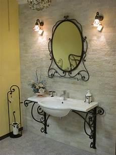 accessori bagno ferro battuto arredamento per bagno in ferro battuto