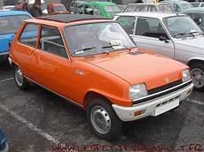 Les Petites Renault Renault 5 D 233 Couvrable Auto Ecole