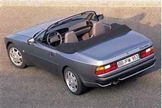 1991 Porsche 944 Turbo Cabriolet Review Supercars Net