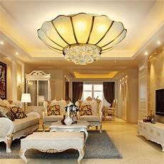 deckenstrahler wohnzimmer european style led crystal l ceiling l living room