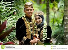 Malay Wedding Couple Editorial Photo   Image: 30832756