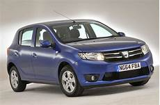 Dacia Sandero Performance Autocar