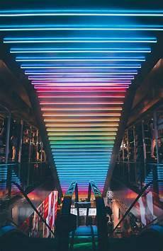 Iphone Neon Lights Wallpaper Hd