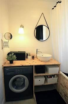 meuble a petit prix meuble de salle de bain en bois astuces gain de place