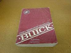 motor auto repair manual 1991 buick regal windshield wipe control 1991 91 buick riviera reatta service shop dealer repair wiring electrical manual ebay