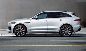 2016 Jaguar F Pace Pricing And Specifications $74340