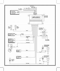 page 7 of audiovox automobile alarm aps25ch user guide manualsonline com