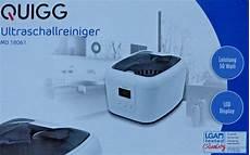 ultraschall reinigungsgerät test aldi nord quigg ultraschall reinigungsger 228 t billig kaufen