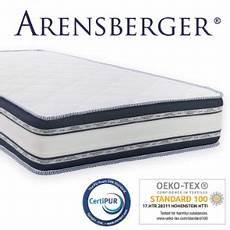 arensberger 174 relaxx test im april 2020 matratze 140 215 200
