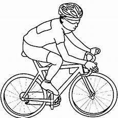 image vélo à imprimer dessin de v 233 lo un sprint contre la montre coloriages de