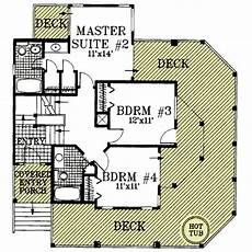 beach house plans for narrow lots plan 13038fl narrow lot beach house plan beach house
