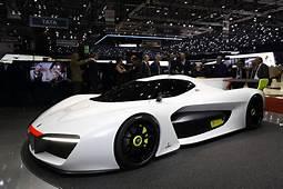 Pininfarina H2 Speed La Supercar &224 Hydrog&232ne Au Salon De