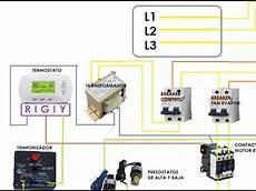 diagrama avanzado de conexi 243 n el 233 ctrica de aires acondicionados youtube
