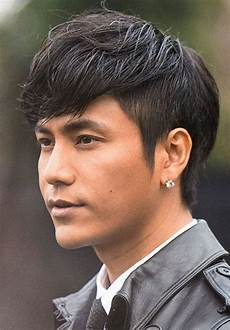 short sides and long top hairstyle for asian men top hairstyles popular mens hairstyles