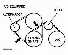 1999 mazda b2500 engine diagram 1998 mazda b2500 serpentine belt routing and timing belt diagrams