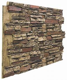 small jerusalem brick wall panel 48 quot w 36 quot h traditional wall panels by buy faux stone