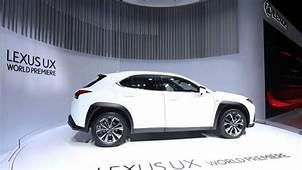 Gen&232ve 2018  Lexus D&233voile Tous Les Secrets De LUX