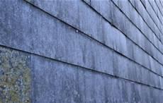 asbestplatten am haus schadstoff asbest geschichte gefahrenlage und