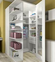 Begehbarer Kleiderschrank F 252 R Kinderzimmer Decor